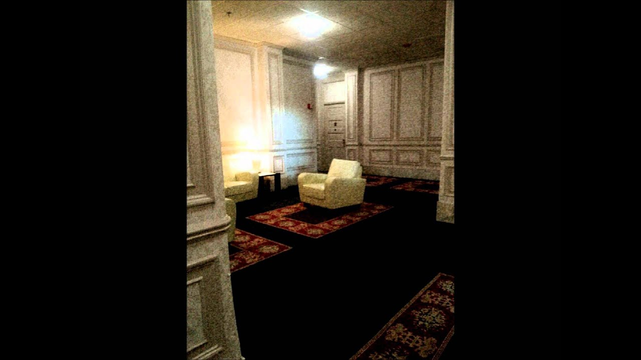 Congress Plaza Hotel Haunted