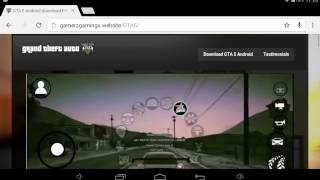 how to get gta 5 on android