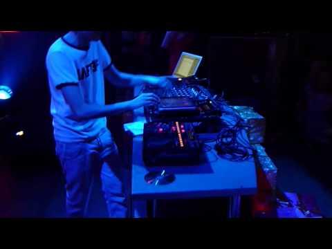 DJ Burzhuy @ Forsage club, Kiev, 28-01-2011