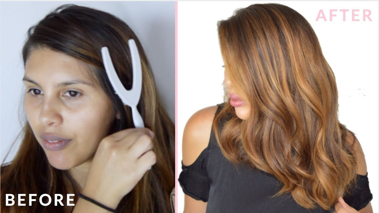 AT HOME BALAYAGE (Madison Reed Balayage Kit Review)