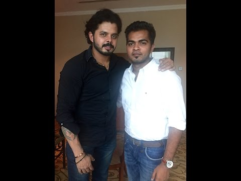 Sreesanth opens up his mind exclusively with RJ Vysakh !!