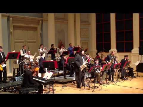 "Samford University Jazz Band : ""Unparliamentary Language"""