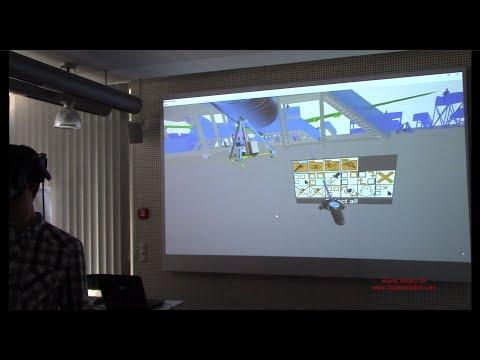 3DViewStation VR-Edition Überblick