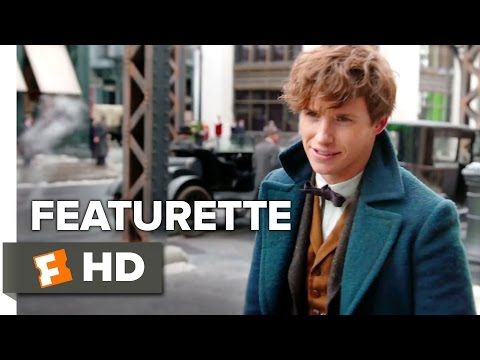 Thumbnail: Fantastic Beasts and Where to Find Them Featurette - Behind the Scenes (2016) - Movie HD
