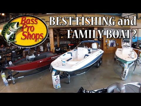 Best Boats For Fishing And Family.Bass Pro Shop Boats. Tahoe, Tracker, Grizzly, Nitro, Mako