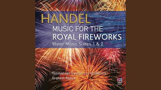 Handel: Water Music Suite in F Major, BWV 348 - 10. Air