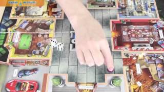 Настольная игра-детектив Cluedo (Клуэдо), Hasbro
