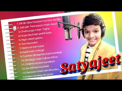 Satyajeet Jena All Hit Popular Hindi Songs