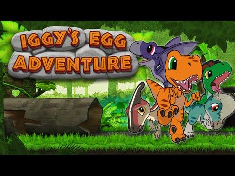 iggy 39 s egg adventure release trailer youtube. Black Bedroom Furniture Sets. Home Design Ideas