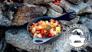 Overland Recipe: Fire Roasted Potatoes