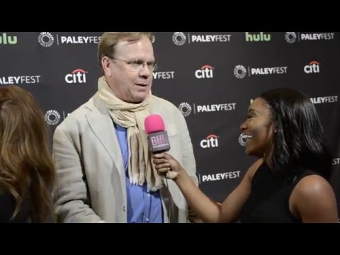 Paleyfest 2016 Interview With Black-ish Actor Peter Mackenzie