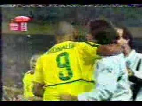 Brasil 2 x 0 Alemanha