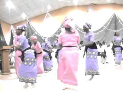 JSS 3 Graduation 2015 Hausa Dance