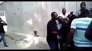 Mke wa Mtu ni Sumu! Jionee Live Njemba  limeganda kwa Mke wa mtu  wakati akimla Tigo.By Haule Tv.