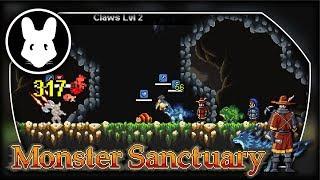 Mischief Musing: Monster Sanctuary (2D Pixel Art Pokemon Metroidvania-like) Mischief of Mice!