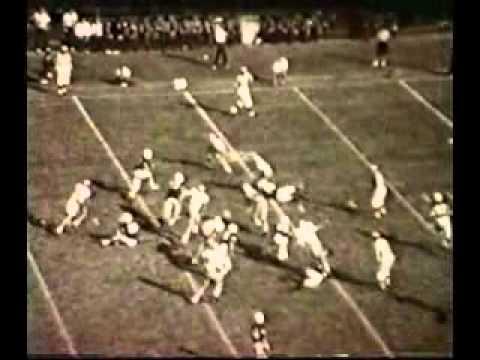 1963 Auburn vs Ga Tech - Tucker Frederickson