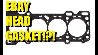 Unboxing Evergreen Performance Head Gasket KIt