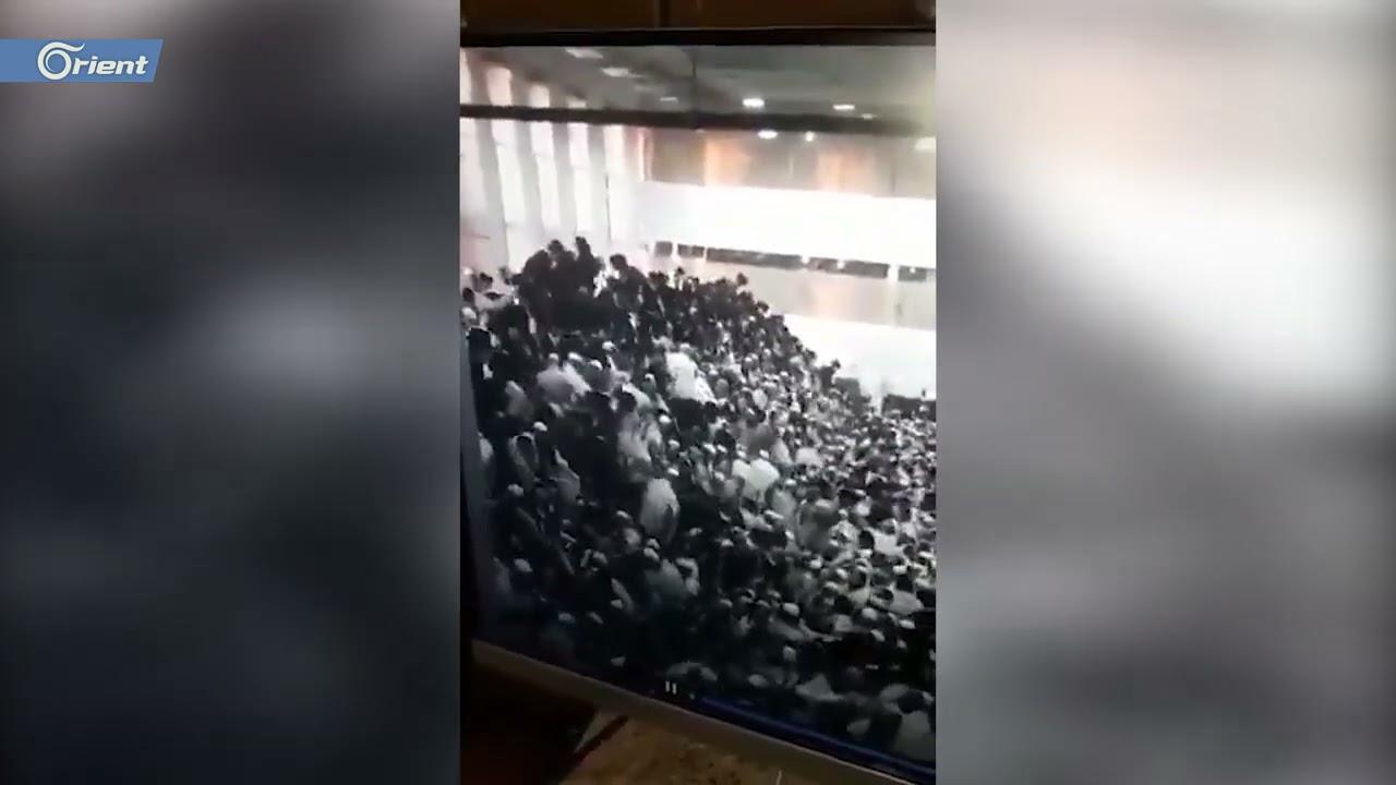 60 جريحا في انهيار مدرج لكنيس يهودي بمستوطنة جفعات زئيف قرب القدس  - نشر قبل 11 ساعة