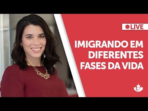 LIVE: Como imigrar nos diferentes momentos da vida?