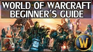World of Warcraft Guide For Absolute Beginners - Introduction, Setup & Server Selection