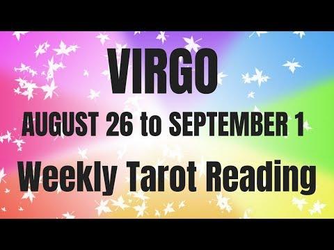 VIRGO AUGUST 26 - SEPTEMBER 1 2018 ~ LOVING COMMITMENT?!