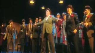 """Guys and Dolls """"sit down, you"""