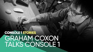 Console 1 Stories – Graham Coxon talks Console 1