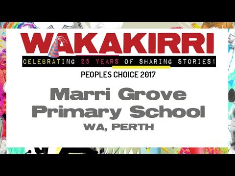Marri Grove Primary School | Peoples Choice 2017 | WA, Perth | WAKAKIRRI