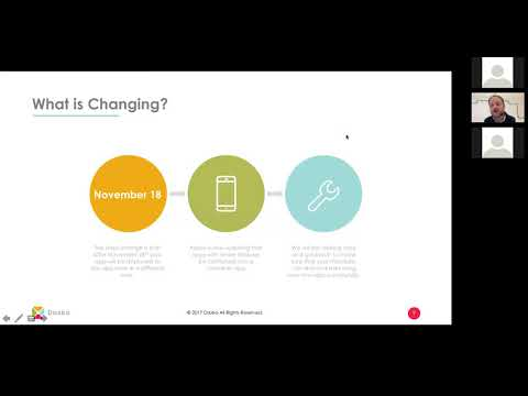 Daxko Apple Update Webcast