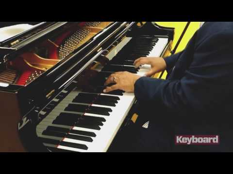 Kenny Barron - Light Blue by Thelonious Monk