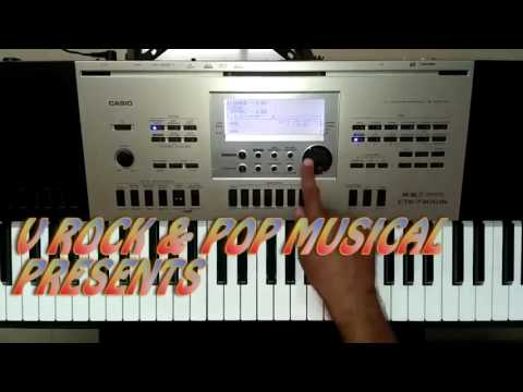 HOW TO OPERATE YOUR CASIO CTK-SERIES KEYBOARD 7300IN /6300IN