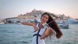 Ibiza summer music video by Stefaniya Violin