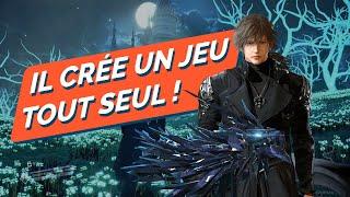 SEUL, il a créé ce JEU ! LOST SOUL ASIDE, le jeu inspiré de Final Fantasy, sur PC et PS4