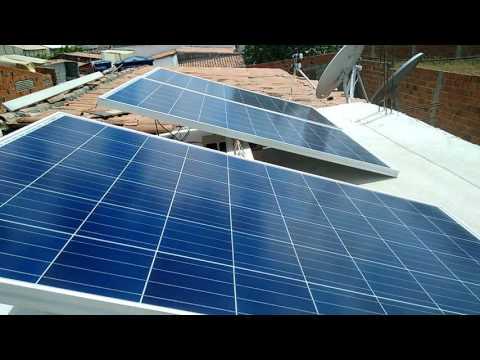 Meu Sistema De Energia Solar On Grid