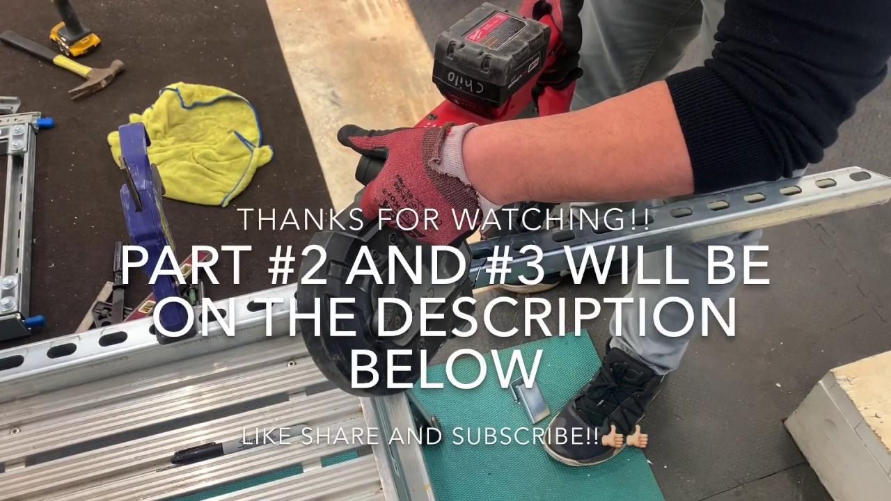 Download Generator Slide Out For Mobile Detailing Setup RV Home van trailer Part 1