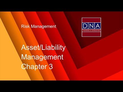Asset/Liability Management  - Chapter 3