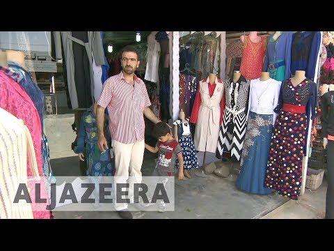 Syrian refugees build an informal economy in Jordan