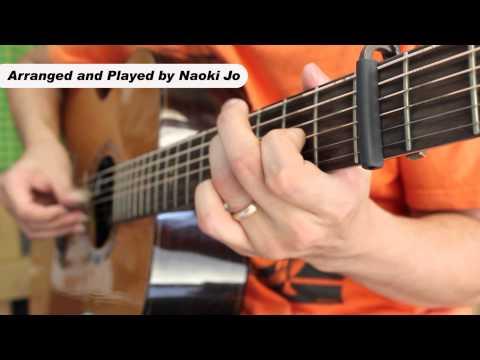 【ソロギター】「ひまわりの約束」(秦基博) 【TAB譜あり】映画【ドラえもん STAND BY ME】より【編曲&演奏:城直樹】【Arr. & Ply by Naoki Jo】 music