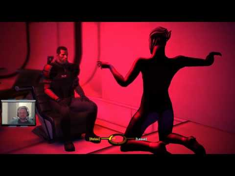Mass Effect - Pt 2 - Alien Lap Dances