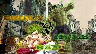 Download HULK VS BROLY (BATALLA DE RAP) MP3 song and Music Video