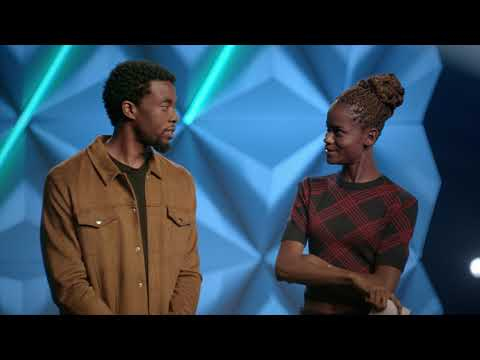 Marvel Studios' Black Panther |  Sibling Rivalry Featurette | Marvel Arabia