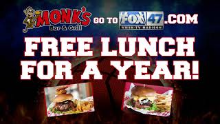 Monk's - March Madness Promotion