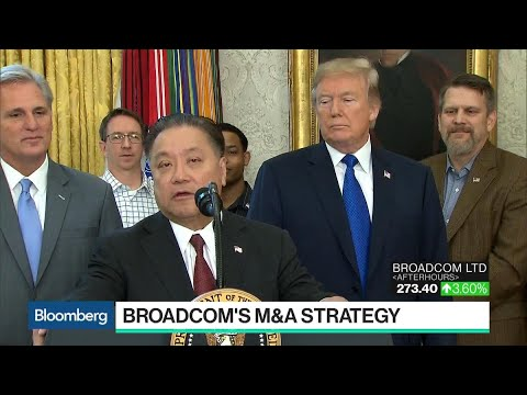 Broadcom CFO Talks Qualcomm on Earnings Call