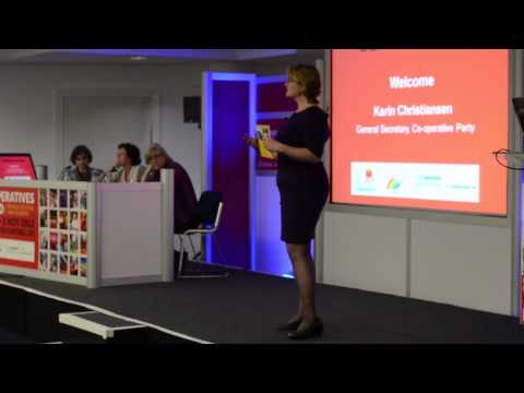 Gender Forum: Women At The Heart Of The Co-operative Movement