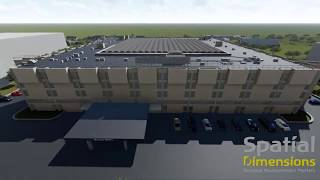 Sheraton Skyline Hotel, London Heathrow - Full BIM Survey