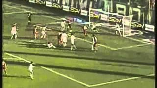 Reggina i gol della stagione 2005/2006