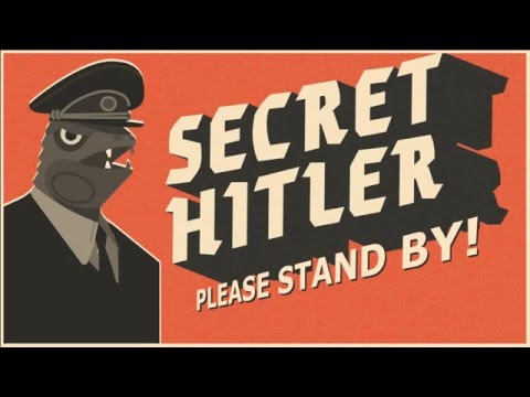 Secret Hitler #1. Everybody lies.