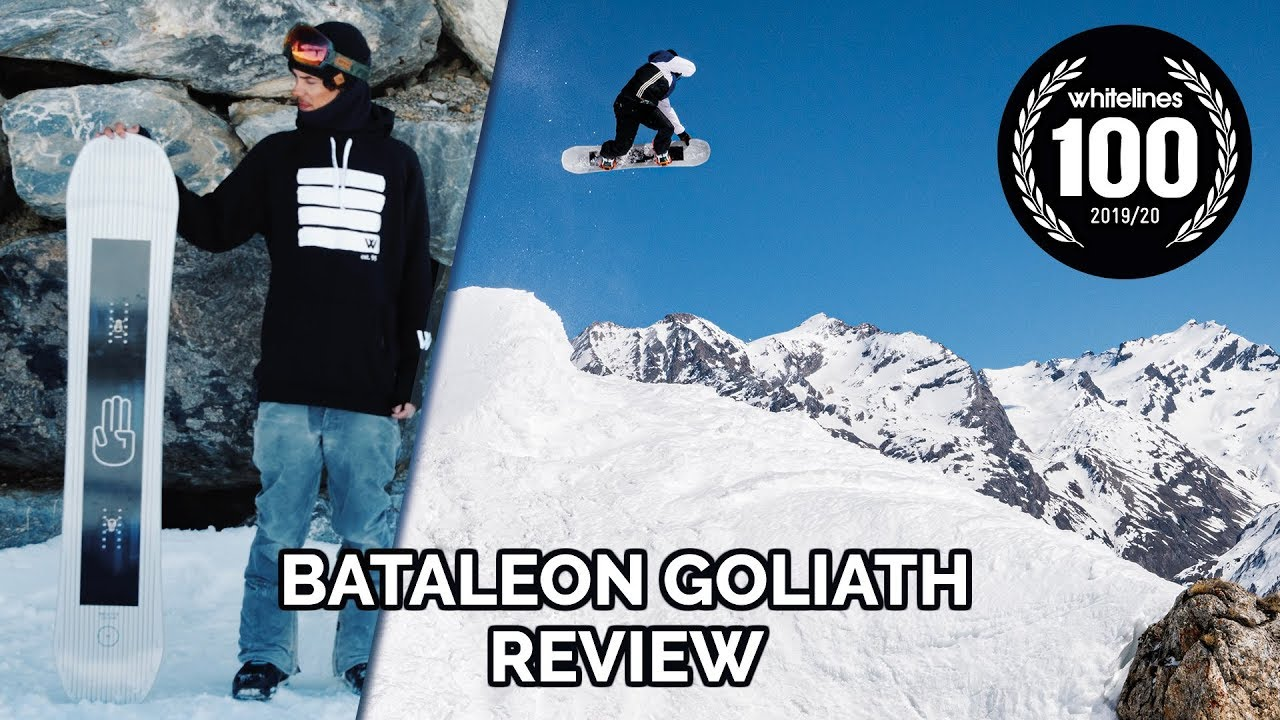 Best Snowboards 2020.Bataeon Goliath Review The Best Snowboards 2019 2020