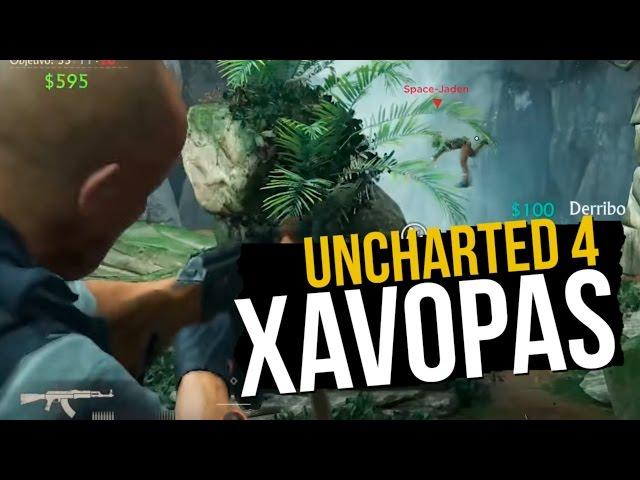 EQUIPO XAVOPAS - Uncharted 4 Beta MULTIJUGADOR!