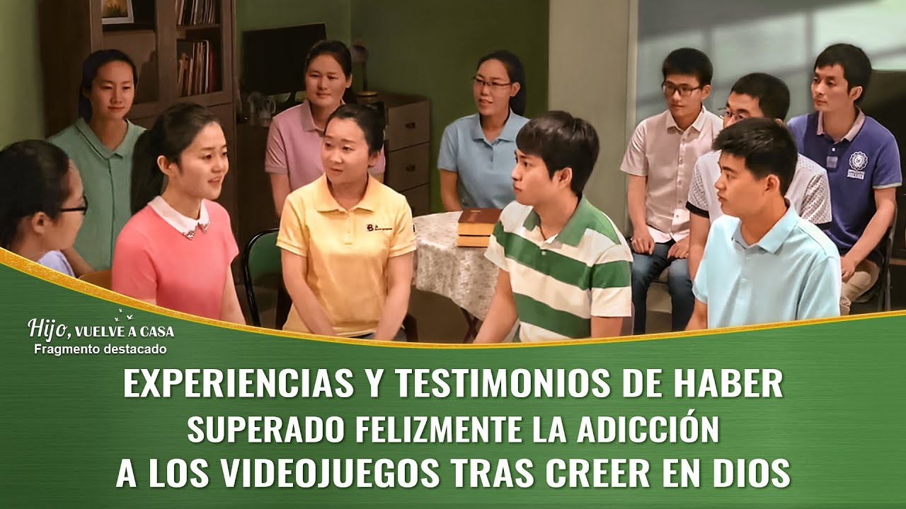 "Película evangélica ""¡Hijo, vuelve a casa!"" Escena 4 (Español Latino)"